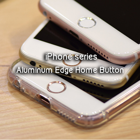 Aluminum Edge Home Button Protector for Iphone - Devilcase Philippines