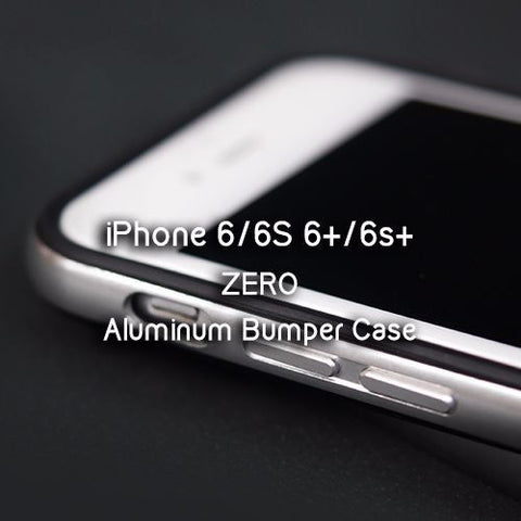 iPhone 6 | 6S | 6+ | 6S+ ZERO Aluminum Alloy Bumper Case - Devilcase Philippines