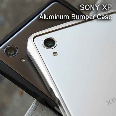 Xperia X Performance Aluminum Alloy Bumper Case - Devilcase Philippines