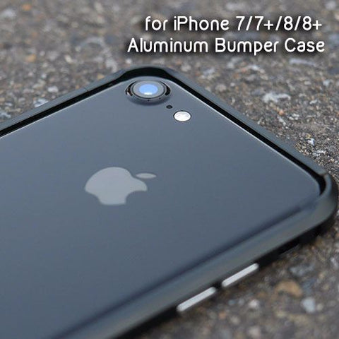 iPhone 8 | 8+ | 7 | 7+ Type One Aluminum Alloy Bumper Case