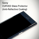 Sony Xperia Curved Full Glass Protector (AR Coating) for Xperia XZ | XC - Devilcase Philippines