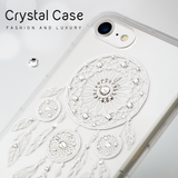 Anti-Impact Dual Material Crystal Case for Xperia XZ | XZS | XP