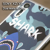 Anti-Impact Dual Material Case for Xperia XZ | XC - Devilcase Philippines