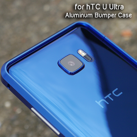 HTC U Ultra Aluminum Alloy Bumper Case