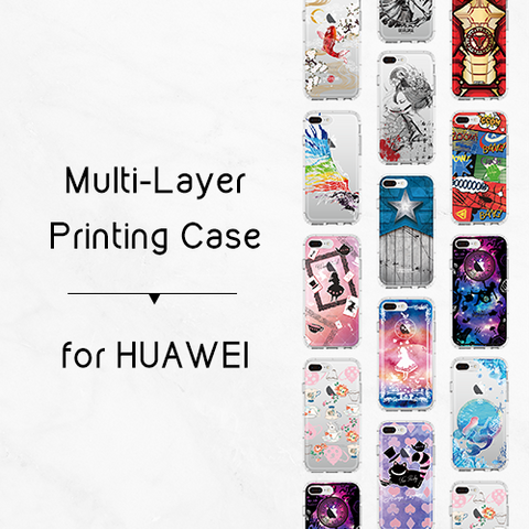 Anti-Impact Plastic Case for Huawei