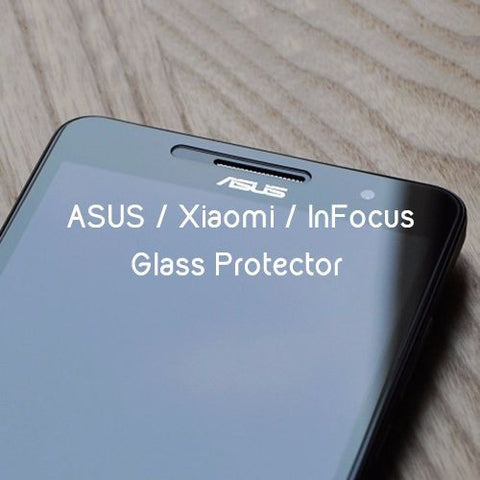 Asus | Xiaomi | InFocus | Oppo Tempered Glass Screen Protector - Devilcase Philippines