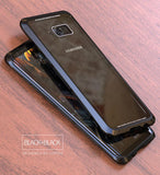 Galaxy S8 | S8+ Luphie Double Dragon Bumper Case with Toughened Back Glass