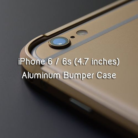 iPhone 6 | 6S Type One Aluminum Alloy Bumper Case - Devilcase Philippines