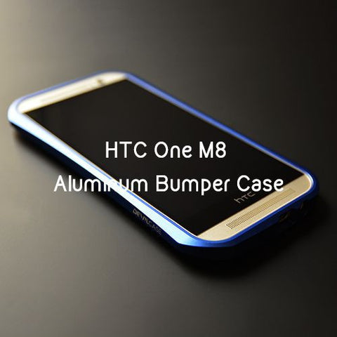 HTC One M8 Aluminum Alloy Bumper Case - Devilcase Philippines