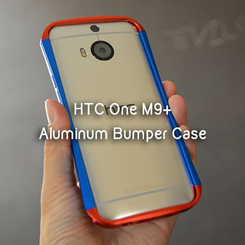 HTC One M9+ Aluminum Alloy Bumper Case - Devilcase Philippines