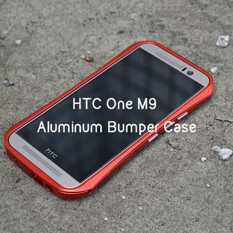 HTC One M9 Aluminum Alloy Bumper Case - Devilcase Philippines