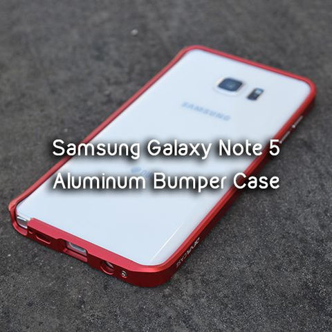 Galaxy Note 5 Aluminum Alloy Bumper Case - Devilcase Philippines
