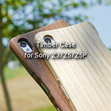 Timber Wood Case for Sony Xperia Z3 | Z5 | Z5 Premium - Devilcase Philippines
