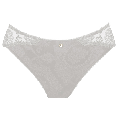 Lily Rose Brief White