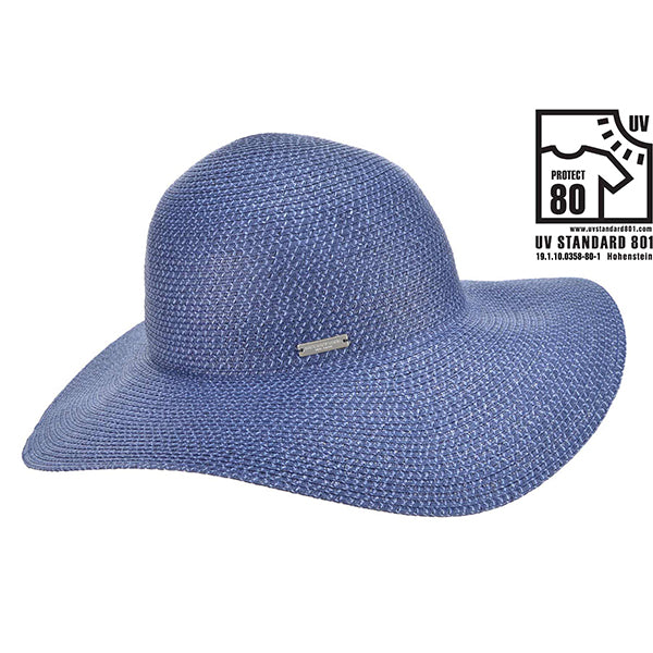 Women's Floppy Straw Hat