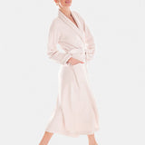 Laurence Tavernier Soft long dressing gown | SHEEN UNCOVERED