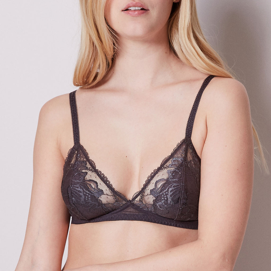 Simone Pérèle Promesse lace cup soft bra Cup B-D 12H210 | SHEEN UNCOVERED