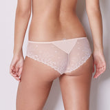 Simone Perele Délice short Poudre Blush 12X630 383 | SHEEN UNCOVERED