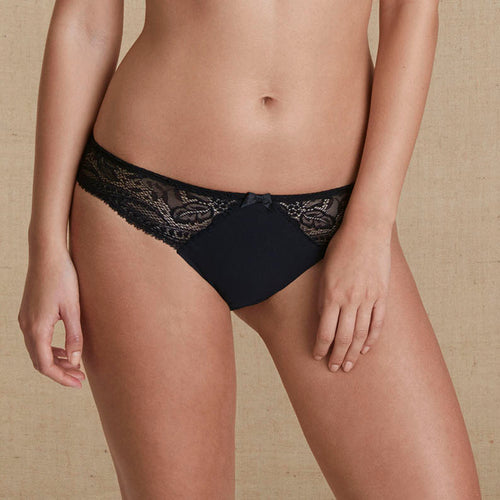 Eden brief Black