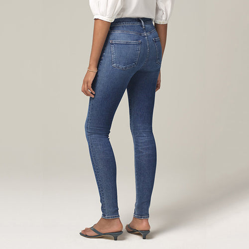 Rocket Story Mid Rise Skinny Jeans