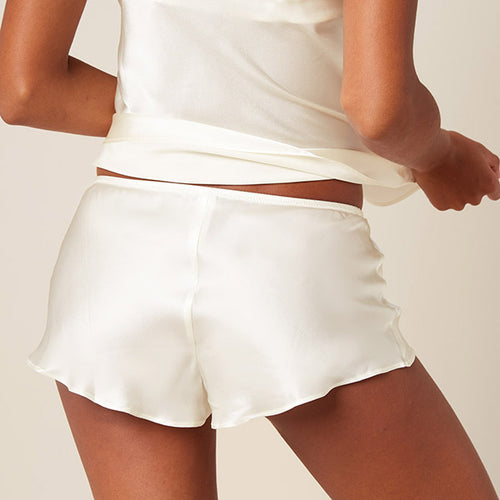 Dream Silk PJ Shorts