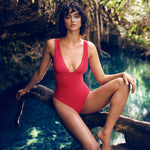 Simone Pérèle Luna Wireless Swimsuit 1BWB10 | SHEEN UNCOVERED, cherry