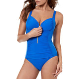 Miraclesuit So Riche Swimsuit Delphine Blue 6516674 | SHEEN UNCOVERED