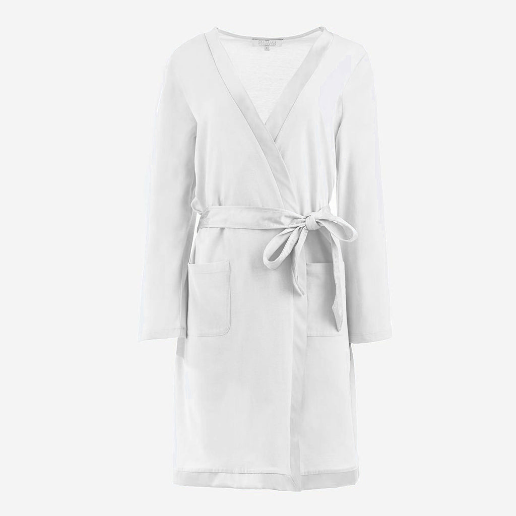Laurence Tavernier Échappée Robe White 911170 | SHEEN UNCOVERED