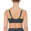 Sonic Lime Twist Sports Bra