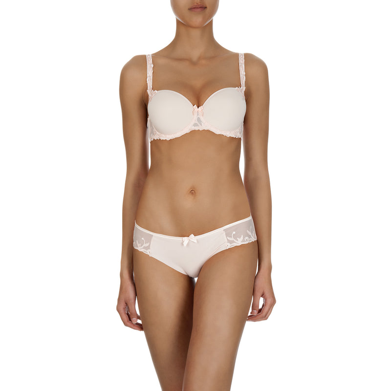 Andora Blush Cotton Brief