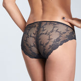 Everyday Lace brief back, Black