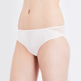 Everyday Lace brief side, Light Pink