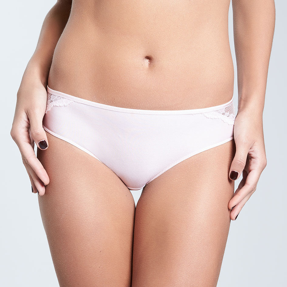 Everyday Lace brief, Light Pink