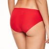 Chantelle Soft Stretch brief back | SHEEN UNCOVERED, Poppy Red