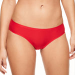 Chantelle Soft Stretch brief | SHEEN UNCOVERED, Poppy Red