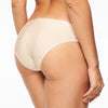 Chantelle Orangerie brazilian brief back view, Pink Skin