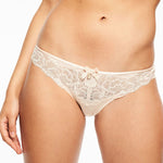 Chantelle Orangerie brazilian brief, Pink Skin