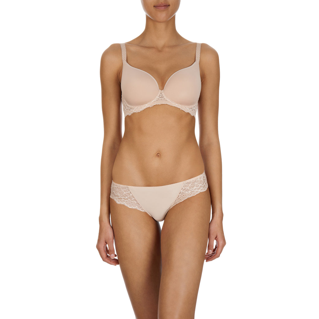 Caresse brief, Nude