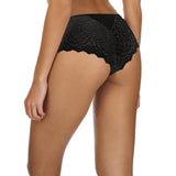 Caresse shorty, Black
