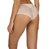 Caresse shorty, Nude