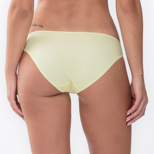 Fabulous Pale Lime Brief