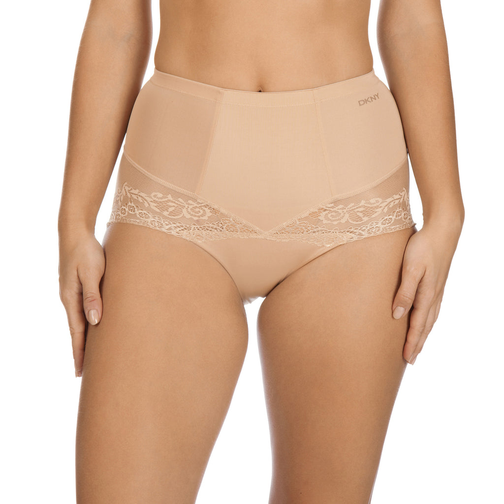 Seductive Lights shape wear brief, Nude