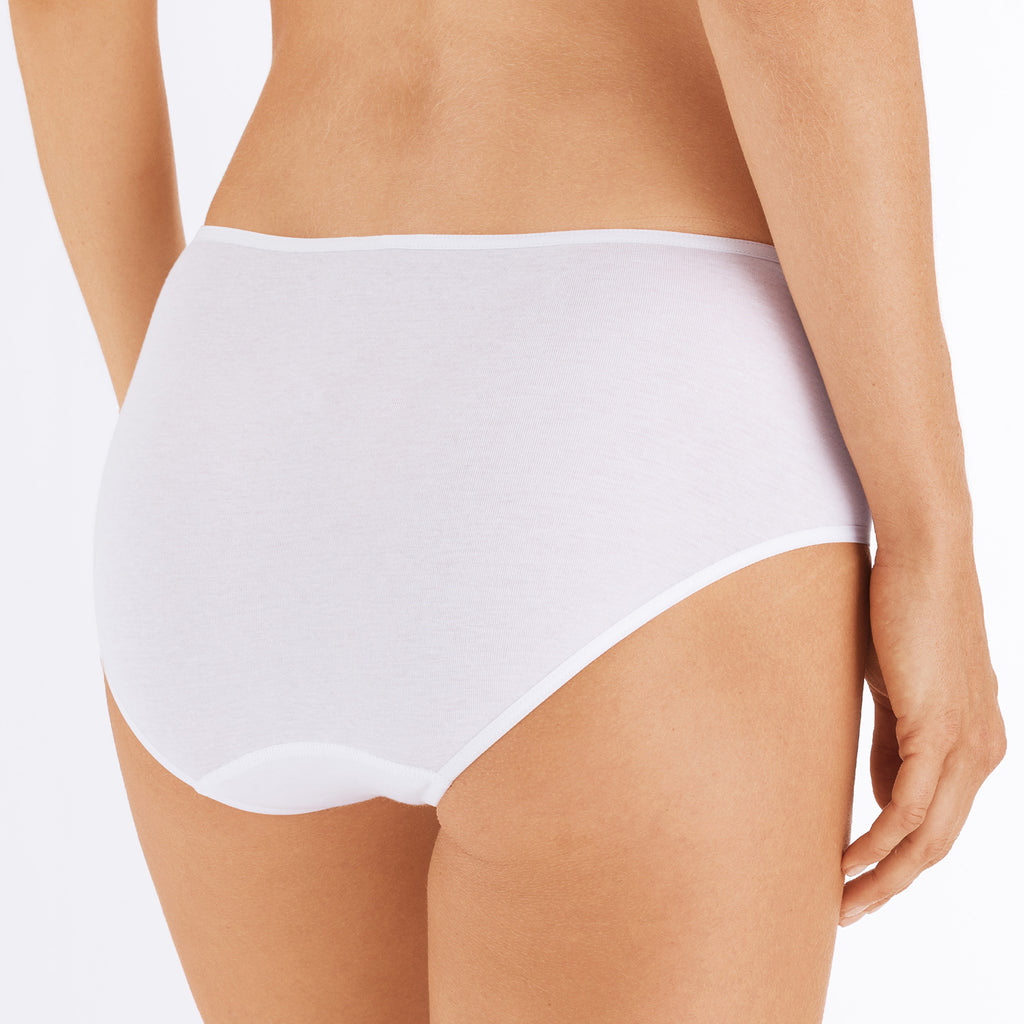 Aurelia Maxi Briefs White