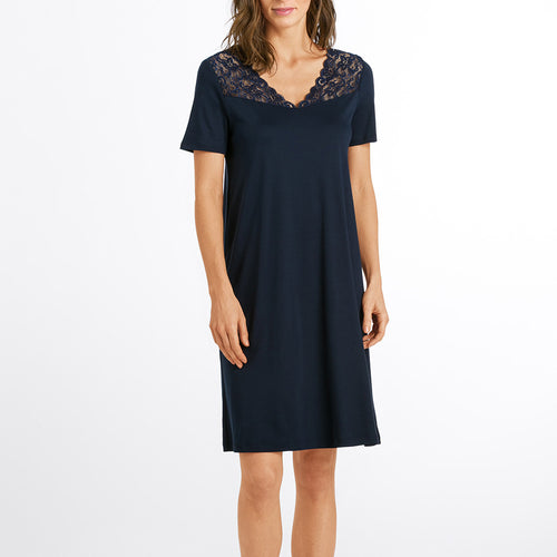 Moments Cotton Short Sleeved Nightdress