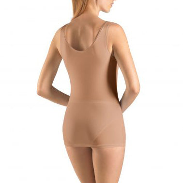 Hanro Soft Touch Thank Top Back 071257 | SHEEN UNCOVERED, Nude