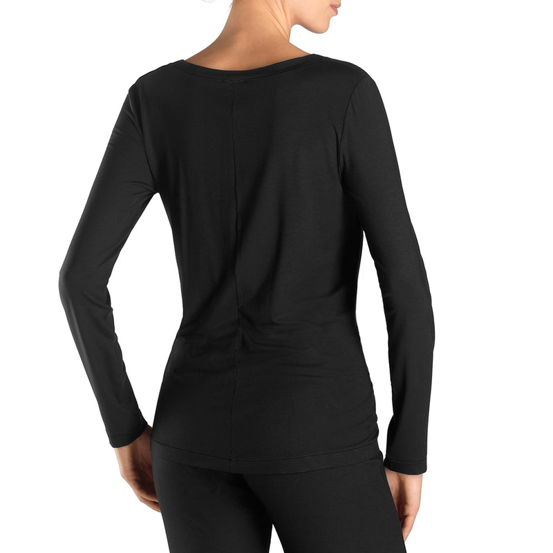 Yoga long sleeve top