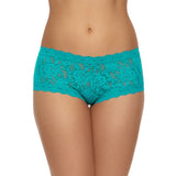 Hanky Panky Boy Short, maui blue