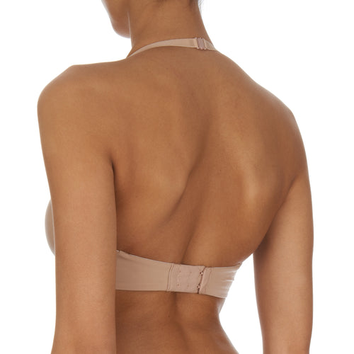 Inspiration multi-position strapless bra, Nude