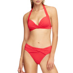 Jets Moulded Bikini Top J4984 | SHEEN UNCOVERED, Flamingo