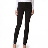 Rosie Slim Illusion Luxe Jean, Rinsed Black